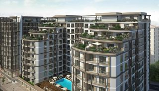 Centrally Located Istanbul Apartments Near the All Amenities, Istanbul / Beylikduzu - video