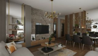 Spacious Istanbul Apartments Next to the Lake Park, Interior Photos-1