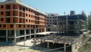 Sea View Apartments Close to the Marina in Istanbul, Construction Photos-1