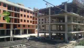 Sea View Apartments Close to the Marina in Istanbul, Construction Photos-2