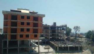 Sea View Apartments Close to the Marina in Istanbul, Construction Photos-3
