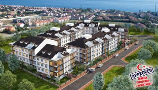Sea View Apartments Close to the Marina in Istanbul, Istanbul / Beylikduzu