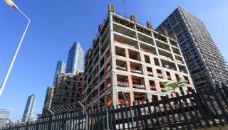 Väl utformade Istanbul-lägenheter 10 minuter till Bosporen, Byggbilder-1