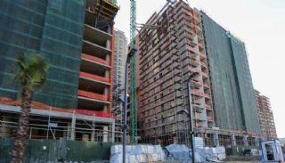 Väl utformade Istanbul-lägenheter 10 minuter till Bosporen, Byggbilder-2