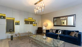 Well-Designed Istanbul Apartments 10 Minutes to Bosphorus, Interior Photos-2