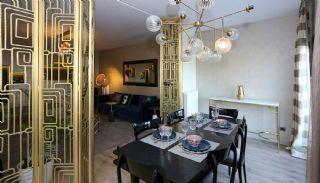 Väl utformade Istanbul-lägenheter 10 minuter till Bosporen, Interiör bilder-5