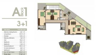 Eco-Friendly Apartments with Forest View in Istanbul, Property Plans-1