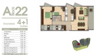 Eco-Friendly Apartments with Forest View in Istanbul, Property Plans-3