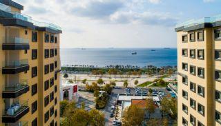 Отличные Квартиры Под Ключ Рядом с Пляжем Пендик в Стамбуле, Стамбул / Пендик