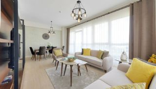 Sea and Island Views Key-Ready Apartments in Istanbul, Interior Photos-3
