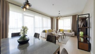 Sea and Island Views Key-Ready Apartments in Istanbul, Interior Photos-4