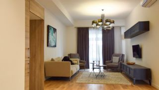Modern Flats Close to TEM Highway in Istanbul Kagithane, Interior Photos-1