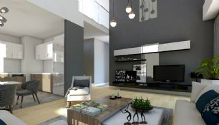 Modern Flats Close to TEM Highway in Istanbul Kagithane, Interior Photos-9