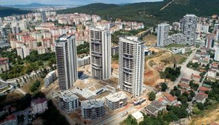 Luxury Sea and Island Views Apartments in Istanbul Kartal, Construction Photos-1