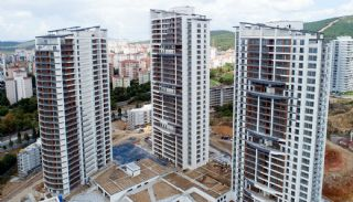 Luxury Sea and Island Views Apartments in Istanbul Kartal, Construction Photos-2