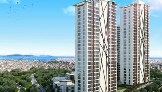 Luxury Sea and Island Views Apartments in Istanbul Kartal, Istanbul / Kartal - video