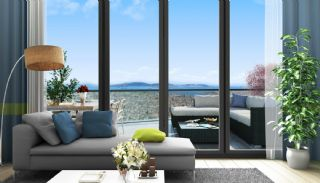 Luxury Sea and Island Views Apartments in Istanbul Kartal, Interior Photos-6