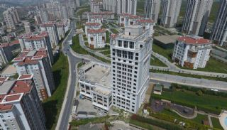 Luxury Apartments in Istanbul Close to Bahcesehir Center, Construction Photos-1