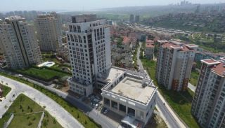 Luxury Apartments in Istanbul Close to Bahcesehir Center, Construction Photos-2