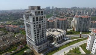 Luxury Apartments in Istanbul Close to Bahcesehir Center, Construction Photos-3