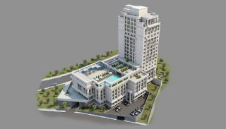 Luxury Apartments in Istanbul Close to Bahcesehir Center, Istanbul / Bahcesehir - video