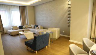 Luxuriöse Istanbul Wohnungen in der Nähe Bahcesehir-Zentrum, Foto's Innenbereich-1