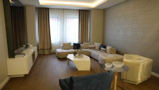 Luxuriöse Istanbul Wohnungen in der Nähe Bahcesehir-Zentrum, Foto's Innenbereich-2