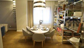 Luxuriöse Istanbul Wohnungen in der Nähe Bahcesehir-Zentrum, Foto's Innenbereich-3