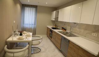 Luxuriöse Istanbul Wohnungen in der Nähe Bahcesehir-Zentrum, Foto's Innenbereich-5