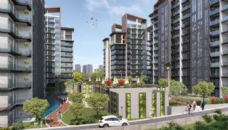 High-Quality Apartments in the New Center of Istanbul, Istanbul / Bagcilar - video