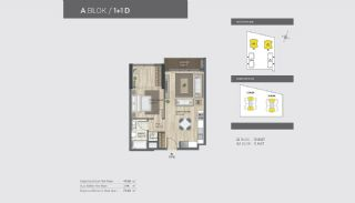 High-Quality Apartments in the New Center of Istanbul, Property Plans-4