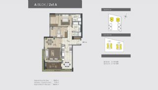High-Quality Apartments in the New Center of Istanbul, Property Plans-5