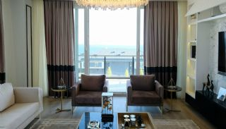 Luxury Real Estate with Panoramic Sea View in Istanbul, Interior Photos-3