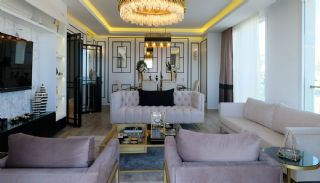 Luxury Real Estate with Panoramic Sea View in Istanbul, Interior Photos-5