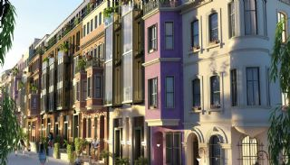 Unique Flats in Renovated Historic Complex in Istanbul, Istanbul / Beyoglu - video