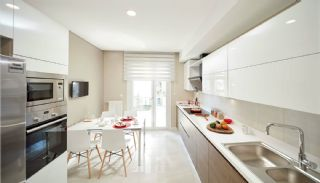 Spacious Apartments with a Balcony in Kucukcekmece Istanbul, Interior Photos-2
