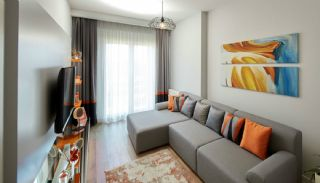 Spacious Apartments with a Balcony in Kucukcekmece Istanbul, Interior Photos-3