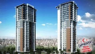 Spectacular Sea and Island View Apartments in Istanbul, Istanbul / Kartal