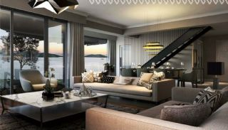 Spectacular Sea and Island View Apartments in Istanbul, Interior Photos-1