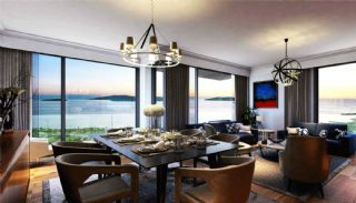 Spectacular Sea and Island View Apartments in Istanbul, Interior Photos-2