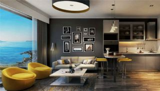 Spectacular Sea and Island View Apartments in Istanbul, Interior Photos-3