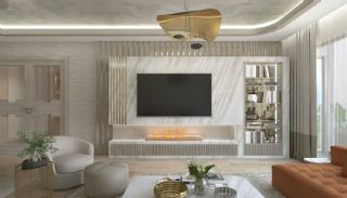 Ultra-Luxurious Peaceful Apartments in Beylikduzu Istanbul, Interior Photos-4