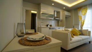 Modern Apartments in Luxury Residential Complex in Istanbul, Interior Photos-2