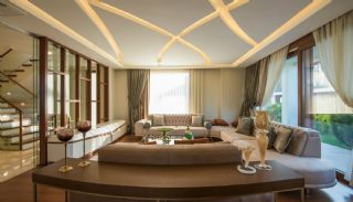 Luxurious Sea, Island and Lake View Villas in Tuzla Istanbul, Interior Photos-3