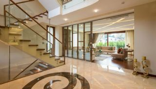 Luxurious Sea, Island and Lake View Villas in Tuzla Istanbul, Interior Photos-5