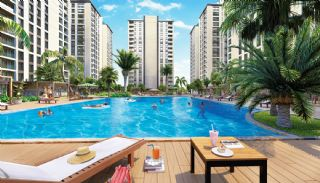 Lägenheter med rika faciliteter i Beylıkduzu Istanbul, Istanbul / Beylikduzu