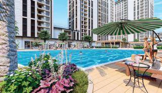 Lägenheter med rika faciliteter i Beylıkduzu Istanbul, Istanbul / Beylikduzu - video