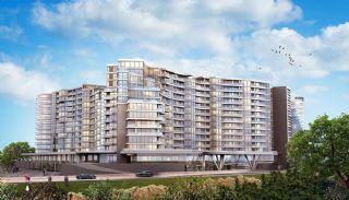 Stylishly Designed Apartments in Bahçelievler Istanbul, Istanbul / Bahcelievler