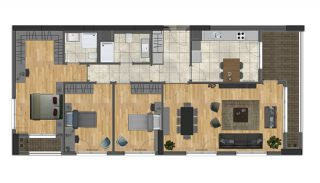 Key Ready Istanbul Property Close to E5 Highway, Property Plans-7