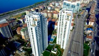 Luxurious Flats with Sea and Island Views in Kartal Istanbul, Istanbul / Kartal